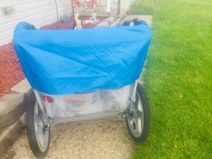 Blue Instep 2 Seater Bike Trailer for Sale in Wayne, MI