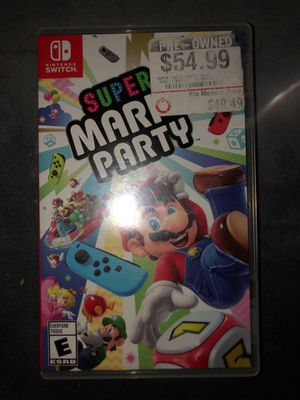 Super Mario Party for Sale in Amherst, OH