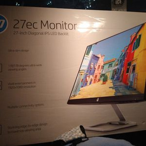 Monitor HP for Sale in Fort Worth, TX