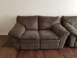 Free sofa and love seat for Sale in Washington, DC
