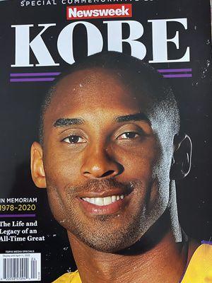 Kobe news week magazine for Sale in Whittier, CA