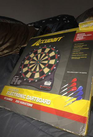 Electronic Dart Board - Accudart EX1000 for Sale in North Providence, RI