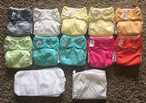 BumGenius All In One diapers for Sale in Minneapolis, MN