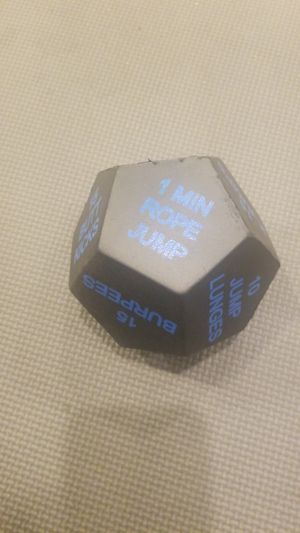 Workout dice for Sale in Queens, NY
