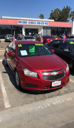 2011 Chevy Cruze for Sale in Chula Vista, CA