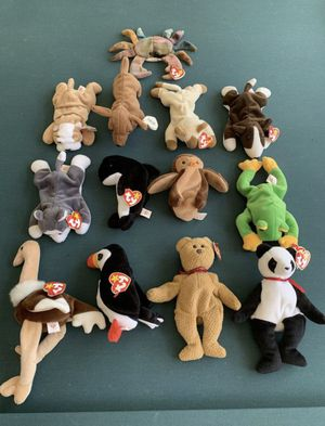 Beanie Babies with Tags for Sale in Miami, FL