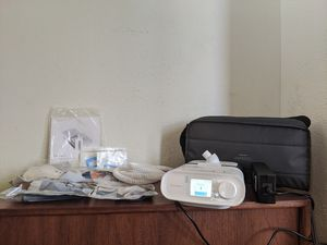 CPAP Respironics Dream Station w/ Extra Accessories for Sale in Everett, WA