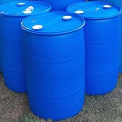 55g Food Grade Plastic barrels for Sale in Union City,  CA