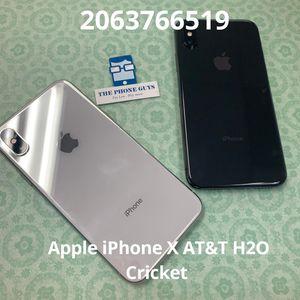 256GB APPLE IPHONE X ON SALE!! for Sale in Seattle, WA