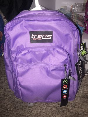 Trans by Jansport BackPack for Sale in Spring Valley, CA