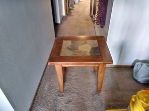 Four piece livingroom table set. for Sale in Everett, WA