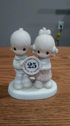 Precious moments 25th anniversary for Sale in Peninsula, OH