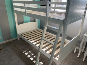Ashley Twin size bunk beds for Sale in Stockton, CA