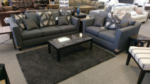 Grey Sofa and Loveseat NEW for Sale in US