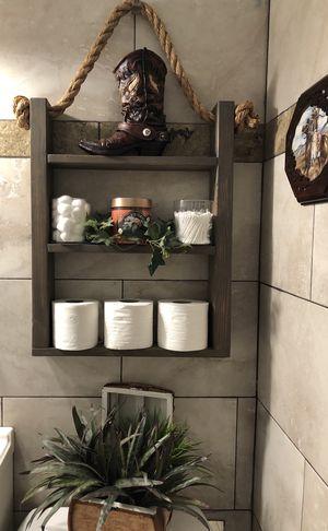 Rustic ladder shelf for Sale in Ontario, CA