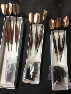 Custom Wood Darts for Sale in Manchester, MO