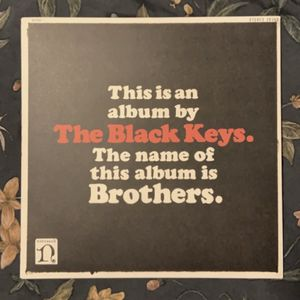 Brothers By The Black Keys Vinyl Record for Sale in Evansville, IN