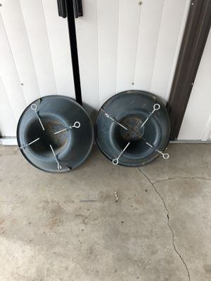 2 christmas tree stand for Sale in Fresno, CA