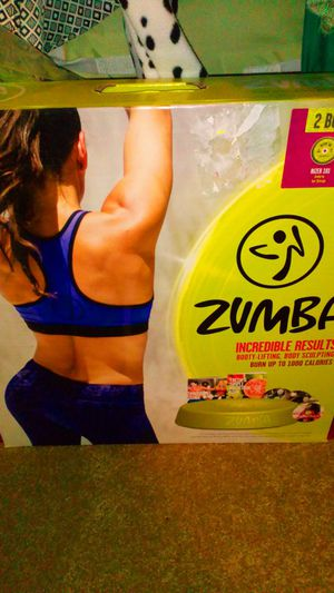 Zumba workout for Sale in Corona, CA