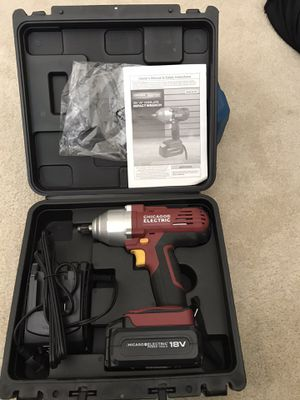 "1/2"" Impact Wrench for Sale in San Diego, CA"