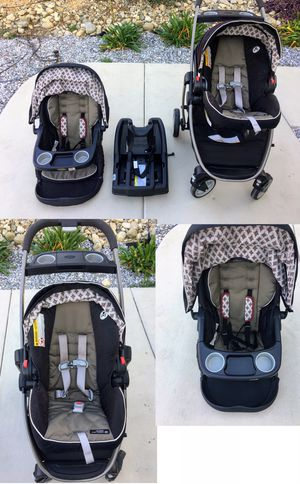 Graco 3 in 1 strollers-10 riding options for Sale in Fontana, CA