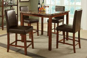 Dorian Counter Height Dining Set for Sale in Miami, FL