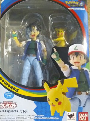 SH Figuarts Pokemon for Sale in Tampa, FL