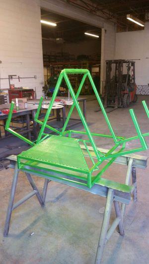 Custom steel kayak rack for Sale in Columbus, OH