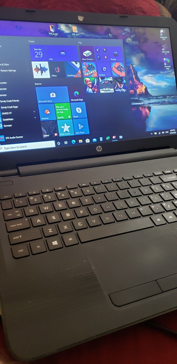 HP laptop 17.3 __Touch screen__$$$__