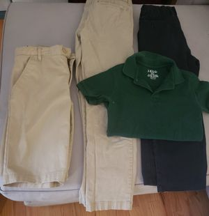 Kids uniforms lightly wored all sizes 6 to 18 girls and boys for Sale in Decatur, GA
