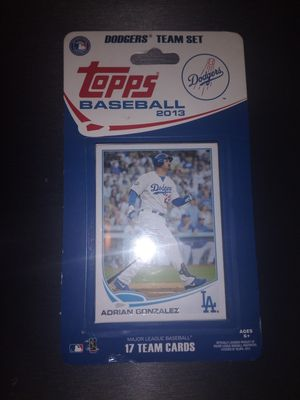 Baseball Cards, Los Angeles Dodgers for Sale in La Puente, CA