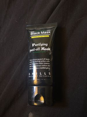 Black charcoal face mask for Sale in Fresno, CA