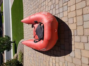 Dave Scadden Inflatable Pontoon Fishing Boat for Sale in Chandler, AZ
