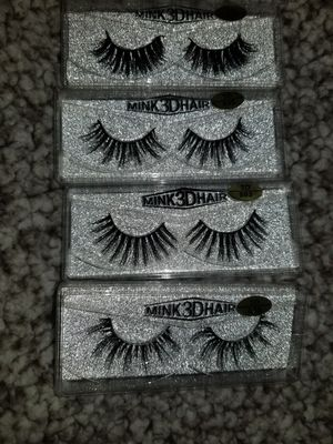 Eyelashes new mink for Sale in Modesto, CA