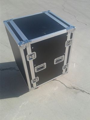 music storage box with Caster wheels for Sale in Bakersfield, CA