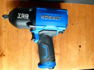 Kobalt1/2 inch 750-ft Air Impact Wrench for Sale in Seattle, WA