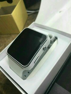 unlock Bluetooth Smart Watch With Camera for Sale in McAllen, TX