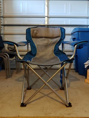 2 Fold &Go Oversized Chairs for Sale in Gainesville, VA
