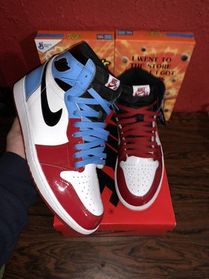 JORDAN 1 FEARLESS SIZE 10 😍🔥 VNDS $180 BUT NEGOTIABLE for Sale in River Hills, WI
