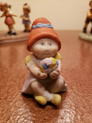 Cabbage Patch porcelain fugurine... $20 for Sale in San Antonio, TX