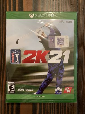 PGA Tour 2K21 for Microsoft Xbox One. Brand New & Sealed. for Sale in Brentwood, CA