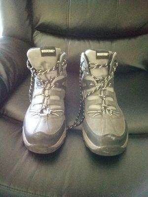 Wolverine Mid Steel Toe Work Boots. for Sale in Hemet, CA