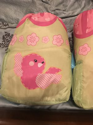 Girls sleeping bag for Sale in Fort Myers, FL