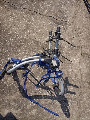 Thule 2 bike bicycle rack for car, van, etc. - $50 FIRM for Sale in Wesley Chapel, FL