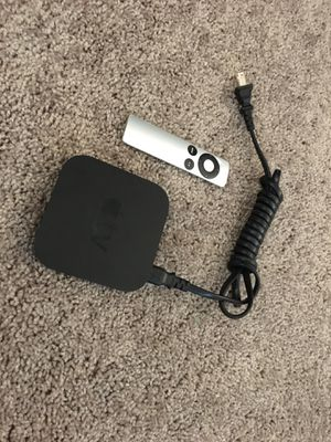Apple TV 2nd Generation for Sale in Frisco, TX