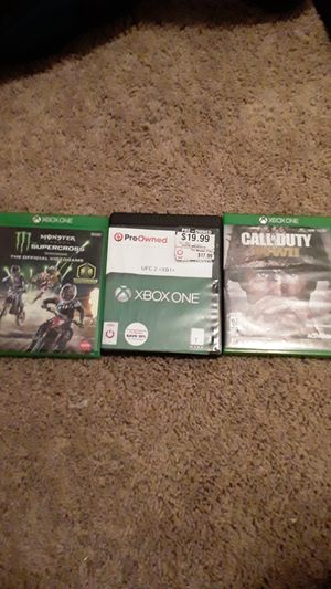 Xbox oneBundle for Sale in Forney, TX