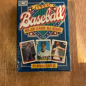 Baseball Playing Cards by Bicycle Collections. 1992. for Sale in Baltimore, MD
