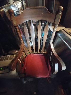 Solid Wood rocking chair for Sale in Dallastown, PA