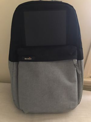 BirkSun solar charging backpack for Sale in Upland, CA