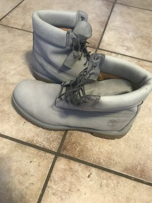 Timberland waterproof boots size 13 trades? for Sale in Denver, CO